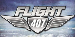 flight 407 band logo