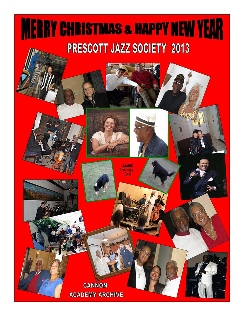 Pjazz Cannon Academy Archive 2013