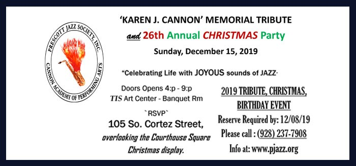 Memorial Tribute and Christmas Celebration